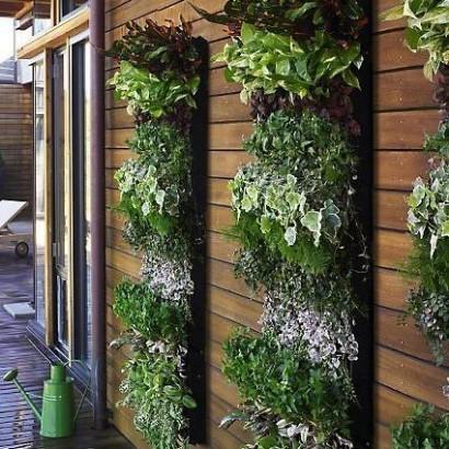 Built-In Herb Garden