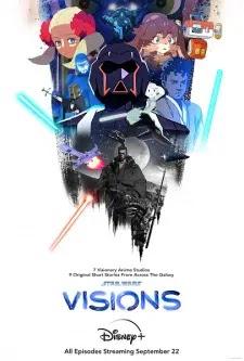 تقرير انمي Star Wars: Visions