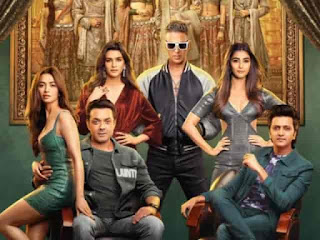 Housefull 4 Full Movie 720p-480p Download Leaked Online By Tamilrockers