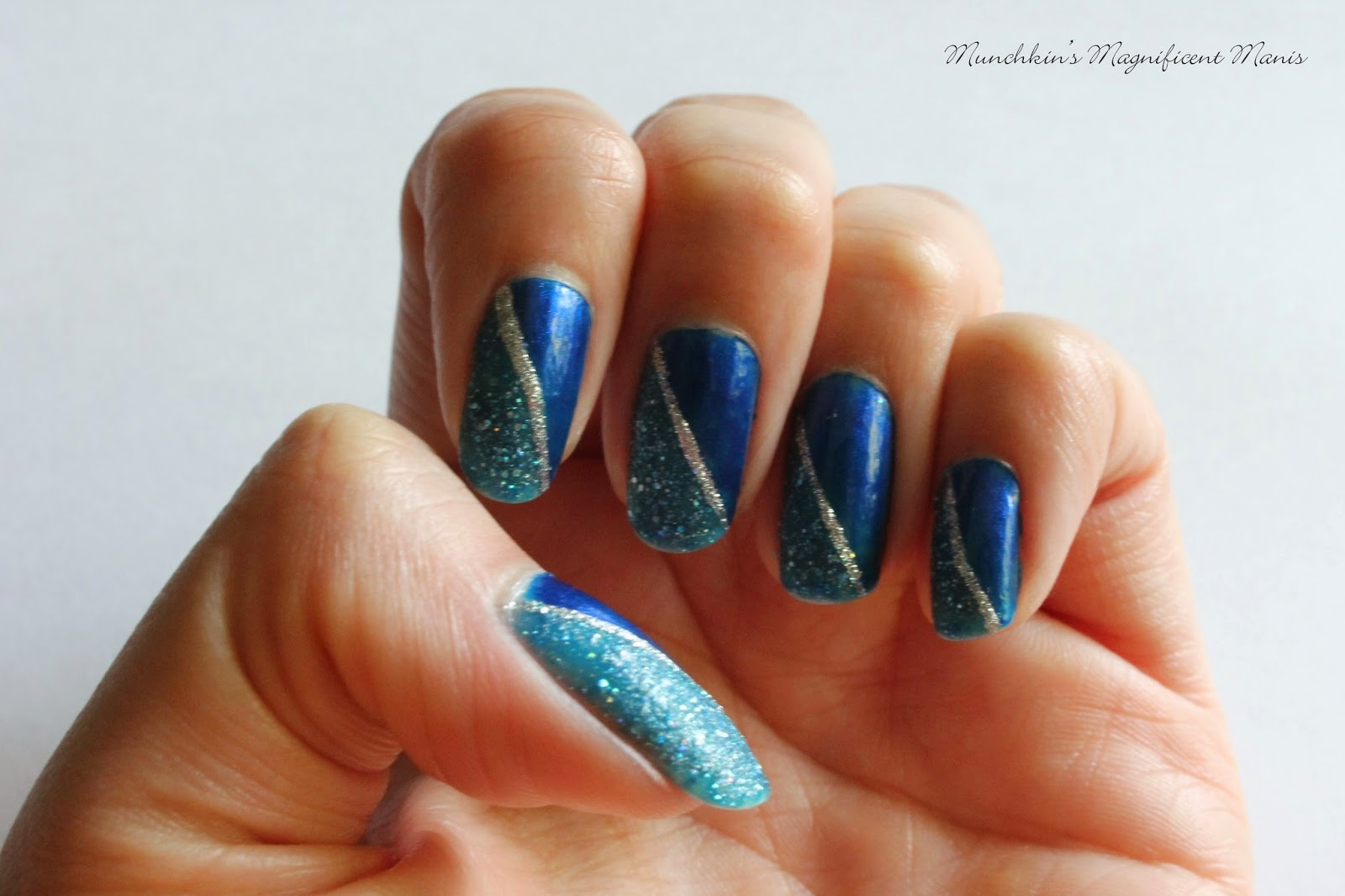 Munchkin\'s Magnificent Manis: October 2014