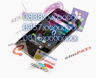 cara mengetahui nomor simcard di handphone all operator