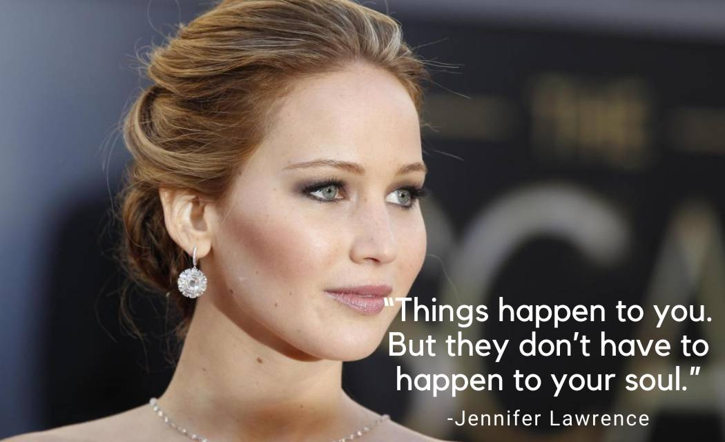 So, Here are Some quotes by Jennifer Lawrence with quotes images. Let's check them out :