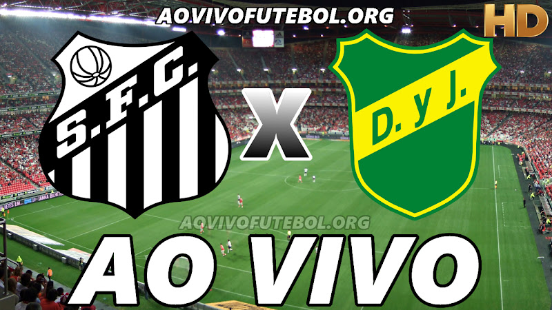 Assistir Santos vs Defensa Y Justicia Ao Vivo HD