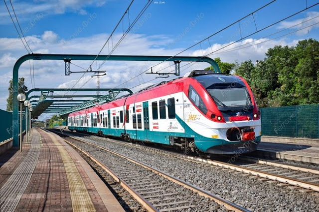 Ferrovie: torna sui binari il Leonardo Express di Trenitalia