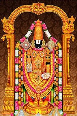 Shri Venkateswara Mangalashtakam