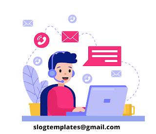 contact us slog templates