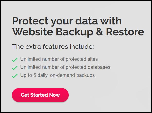 iPage Website Backup & Restore