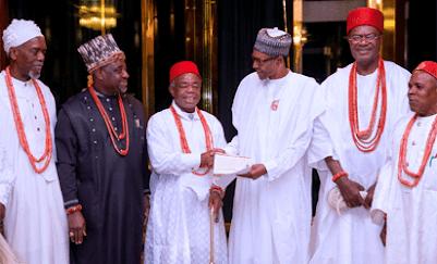Igbo Leaders met in Owerri to Discuss 2023 Presidency