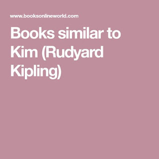 Books like Kim (Rudyard Kipling)