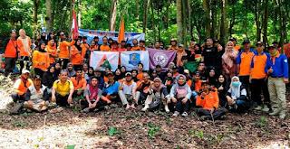 Libatkan Forum Sosial dan Kebencanaan, Dinas Pertanian Gelar Kemah Bhakti Penghijauan Terintegrasi