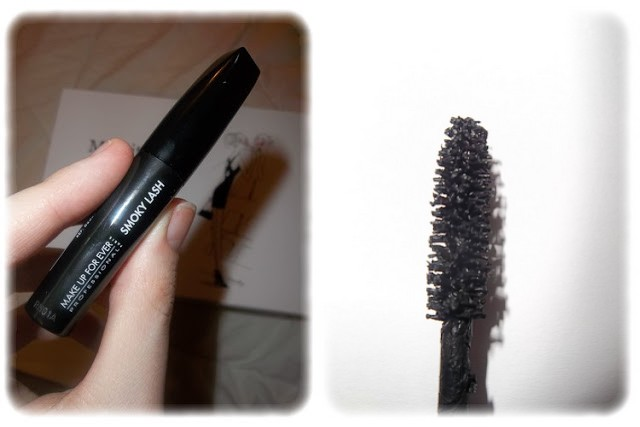 Mascara Smoky Lash - Make Up For Ever - My Little Box Février 2012