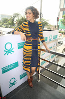 Taapsee Pannu looks super cute at United colors of Benetton standalone store launch at Banjara Hills ~  Exclusive Celebrities Galleries 032.JPG