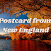 Postcard from New England