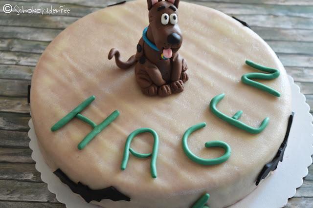 Scooby Doo Torte