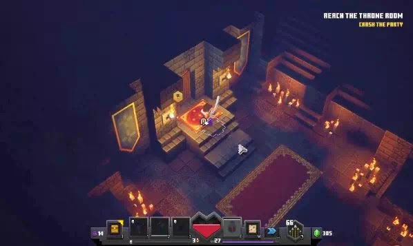 Cara Membuka Kunci Underhalls di Minecraft Dungeons-1