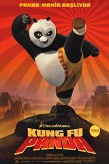 Kung Fu Panda 1 (2008) 1080p Film indir