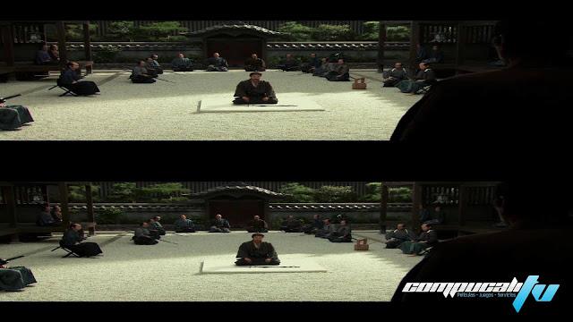 La Muerte de un Samurai 3D HOU Español