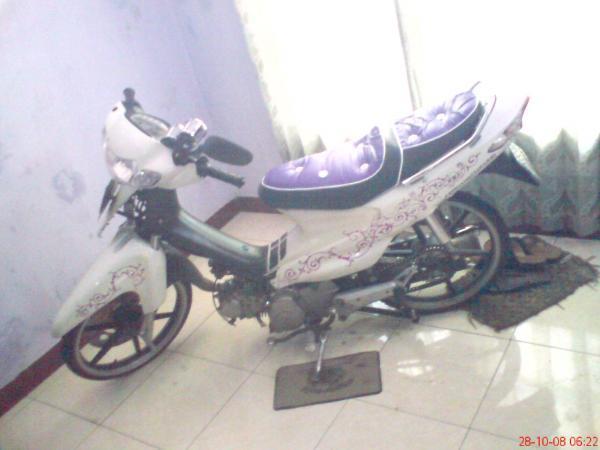 Motorcycle Modifications: Suzuki Smash