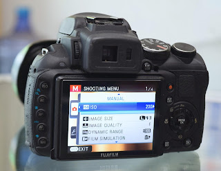 Jual Kamera Fujifilm Finepix HS33 EXR di Malang