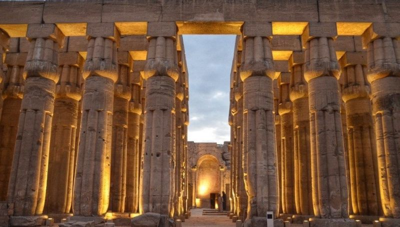 Luxor city - tourism in Egypt