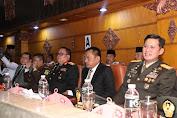 Pangdivif 2 Kostrad Hadiri Rapat Paripurna DPRD Provinsi Jatim Tahun Sidang 2019