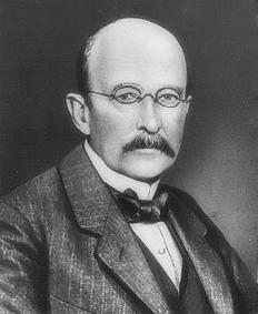 Foto Max Planck Bapak mekanika kuantum