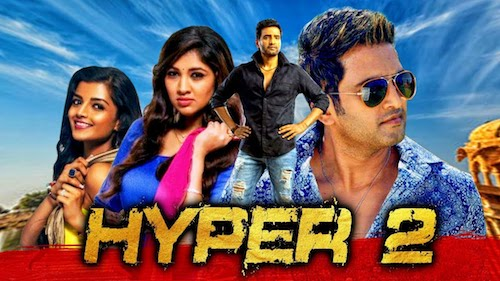 Hyper 2 2020 Hindi Dubbed HDRip 300Mb 480p
