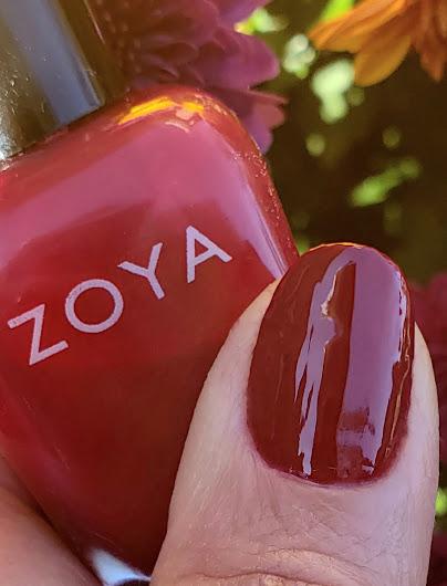 Zoya Lisa Luscious Fall 2020