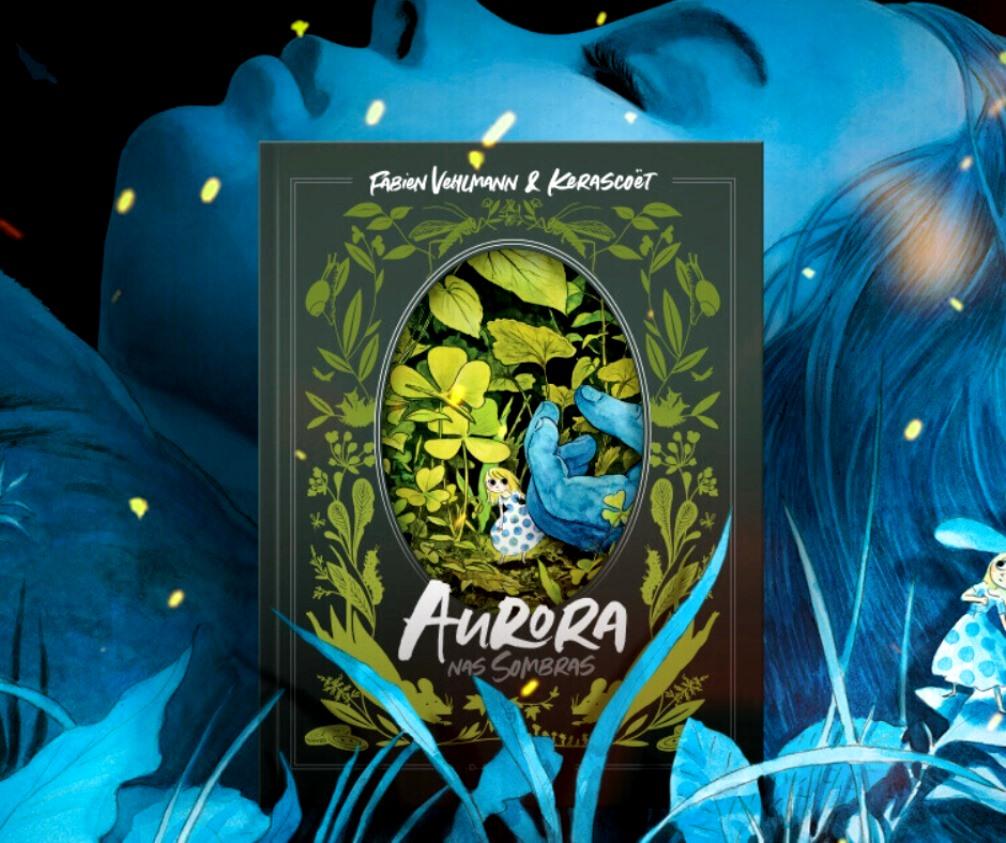 Resenha: Aurora nas sombras, de Fabien Vehlmann & Kerascoët