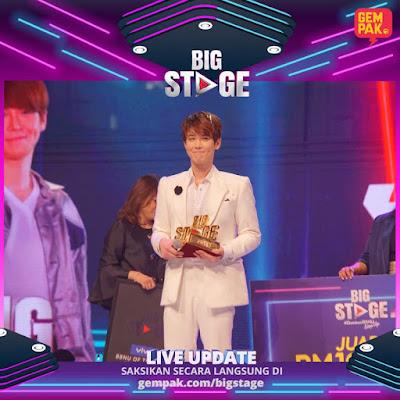 Big Stage 2019 : Hany Byul Juara dan Ini Senarai Pemenang yang Lain.