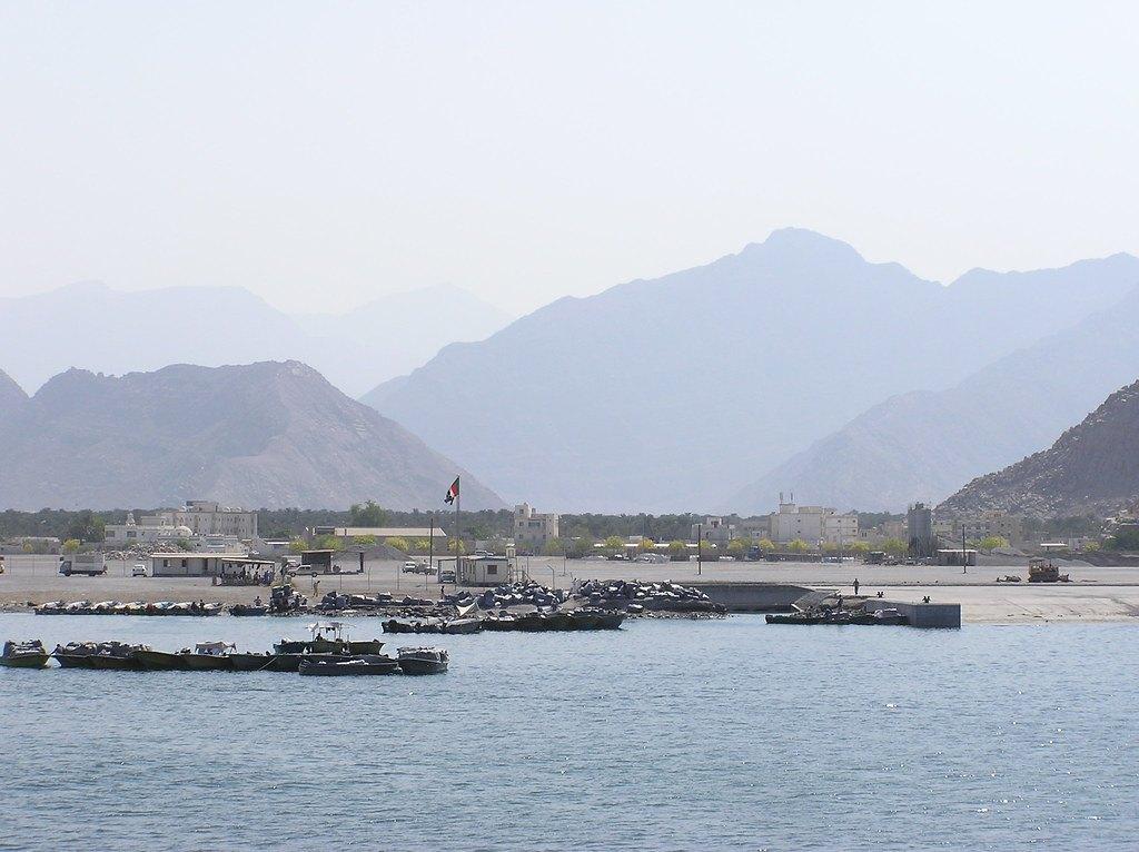 Hormuz at Khasab, Oman