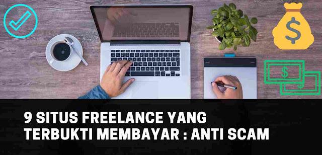 Situs freelance yang terbukti membayar