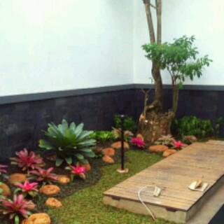 Konsep taman minimalis | tukang taman