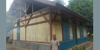 rumah bantuan dana desa di tts