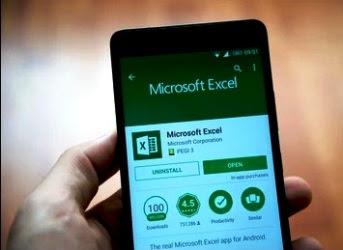 एंड्राइड फ़ोन में एक्सेल को कैसे चलाए | How to Install Microsoft Excel on Android Phone