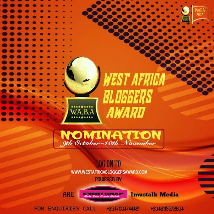 West Africa Bloggers Awards now open for nominations