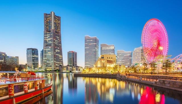2. Kota Yokohama