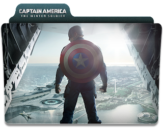 Preview of Captian America, plane,scene, movie icon pack