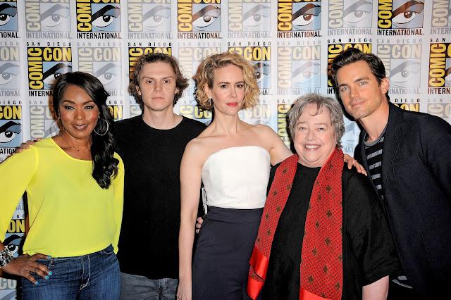 'American Horror Story' tendrá experiencia virtual en la Comic-Con 2016