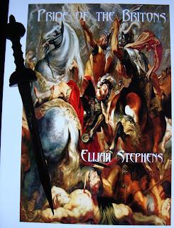 Portada del libro Pride of the Britons, de Elijah Stephens