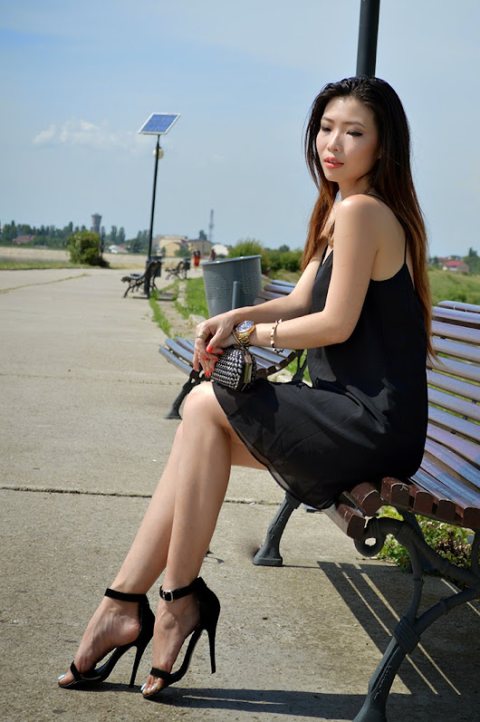 Summer Little Black Dress