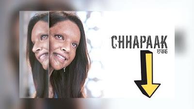 chhapaak full hd movie download tamilrockers, filmywap, filmyzilla review rating