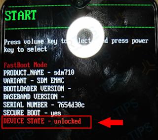 Cara Cek Bootloader (UBL) Untuk semua Type Realme