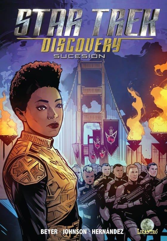 Star Trek Discovery: Sucesión