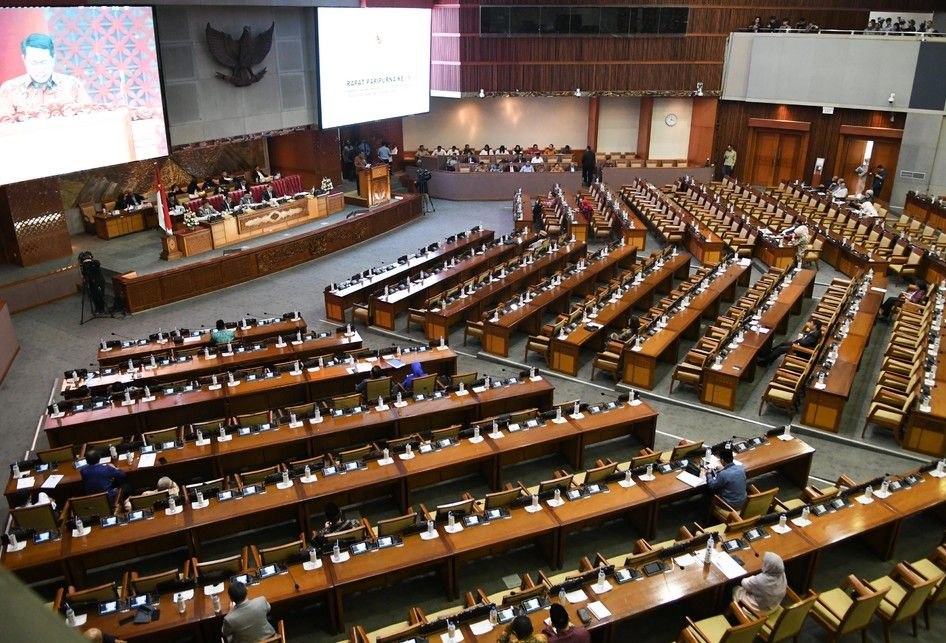 Anggota DPD RI Ini Sebut Pasal Masa Jabatan Presiden Bakal Disusupkan di Amandemen UUD 1945