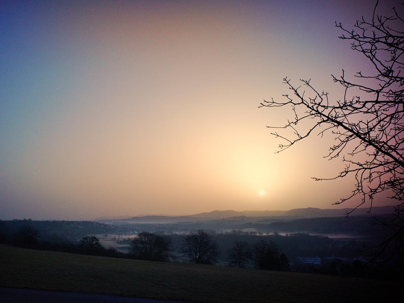Krasses Fix-Fokus Objektiv #9 — Wo es einen Abend gibt, gab es auch ein Morgen