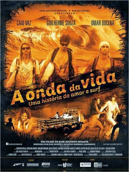 A Onda da Vida: Uma História de Amor e Surf – Nacional (2013)