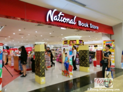 National Bookstore's Back To School