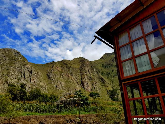 Hospedagem em Ollantaytambo, Peru - Hotel Terra Nostra