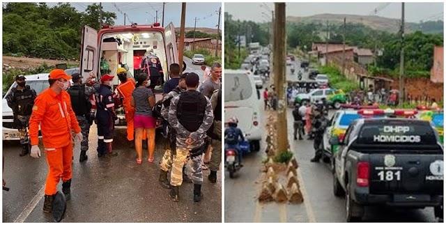 PM reage a assalto e mata bandido a tiros na zona sul de Teresina